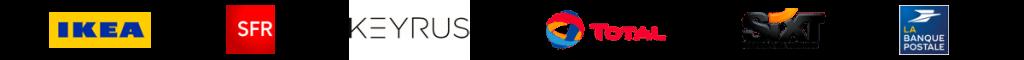 Logos clients 2